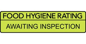 Food Hygiene Rating is: AwaitingInspection